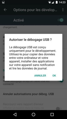 sauvegarder contact android vers pc