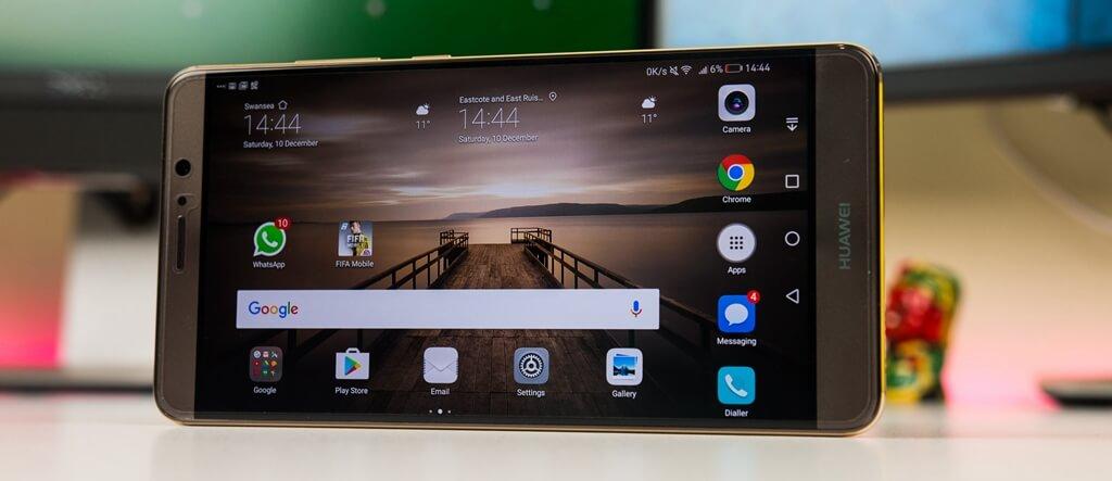 Huawei Mate 9 : Problèmes fréquents et solutions
