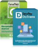 fonepaw soldes - Récupération De Données Android + DoTrans