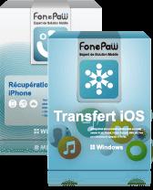 Récupération De Données iPhone  + Transfert iOS