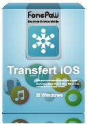 FonePaw Transfert iOS