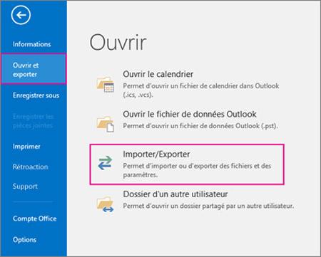 Récupérer les e-mails supprimés dans Outlook