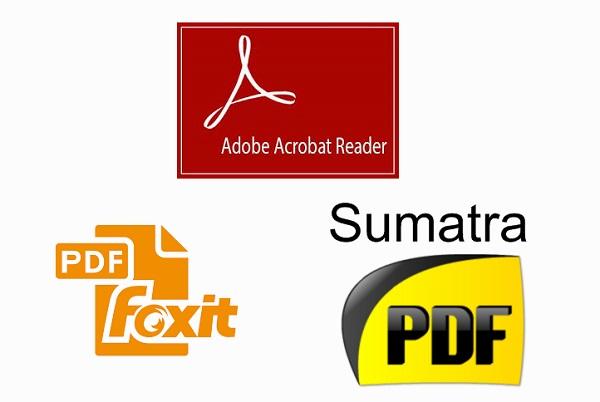 Le lecteur PDF