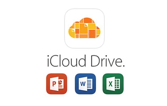 configurer icloud drive