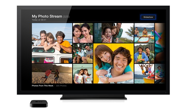 iphone photos apple tv