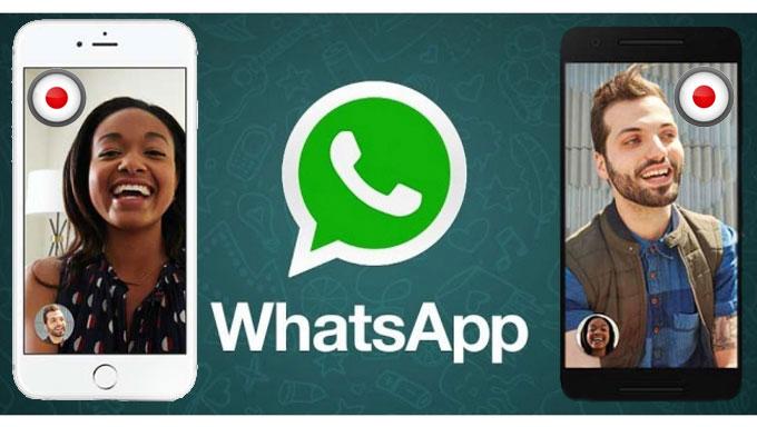 Enregistrer les appels vidéo WhatsApp