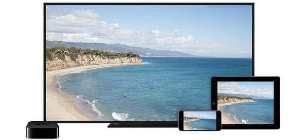 Utiliser la fonction AirPlay d'iPhone sans Apple TV
