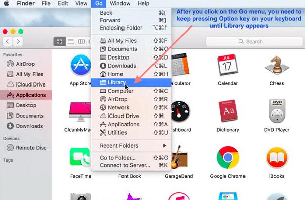 Supprimez les mises à jour logicielles sur Mac