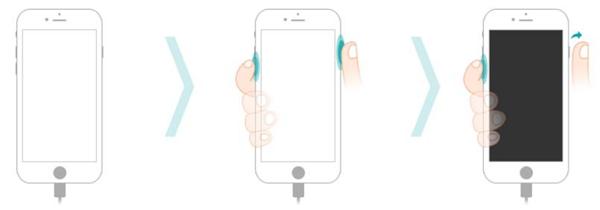 Entrer en Mode DFU pour iPhone 7 et iPhone 7 Plus