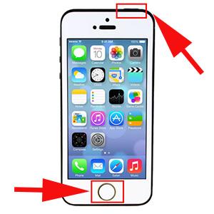 débloquer iPhone écran