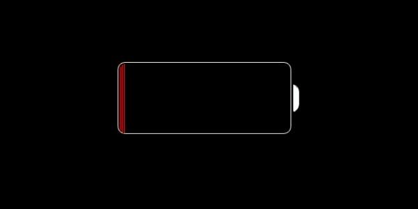 restaurer écran noir iphone