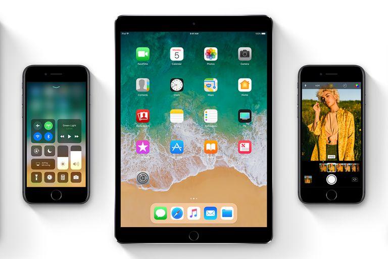 nouvelles fonctionnalités iOS 11
