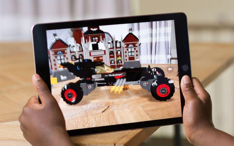 réalité augmentée iOS 11