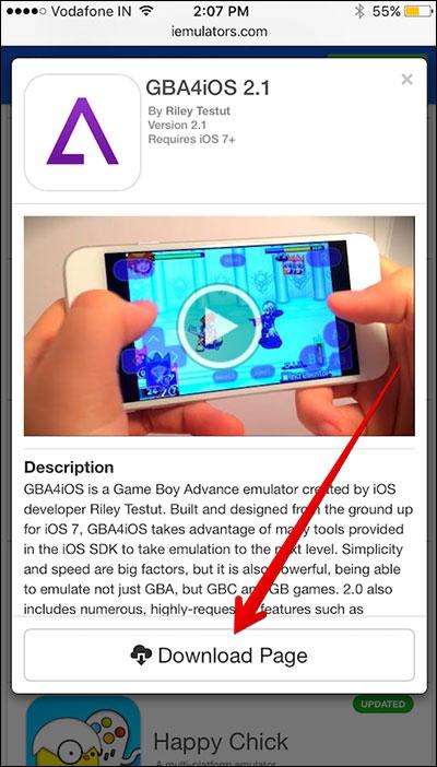 installer gba4ios