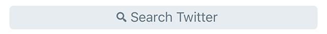 Twitter Search Twitter