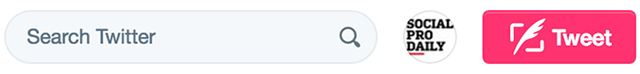 Twitter Web Search