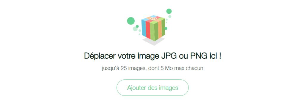 redimensionner des images JPG/PNG