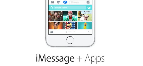 autocollant application imessage ios 10