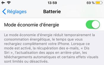 batterie-reglage
