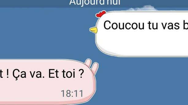 activer bulles dicussion facebook messenger