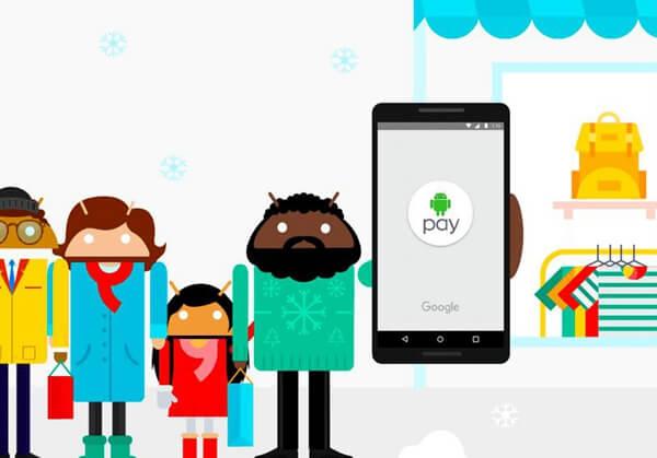 Configurer et utiliser Google Pay