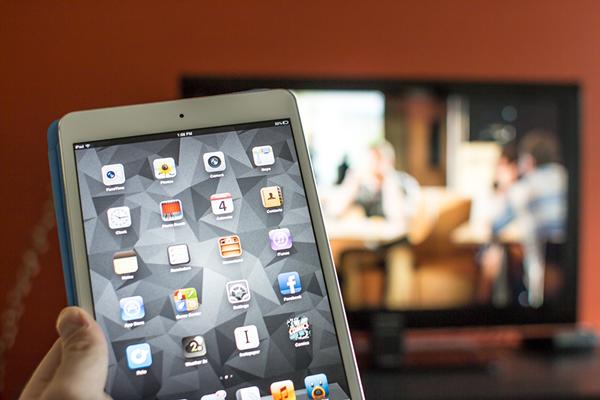 connecter votre ipad a tv