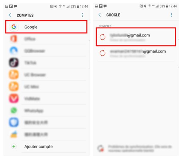 Comment Supprimer Un Compte Gmail De Votre Appareil Android