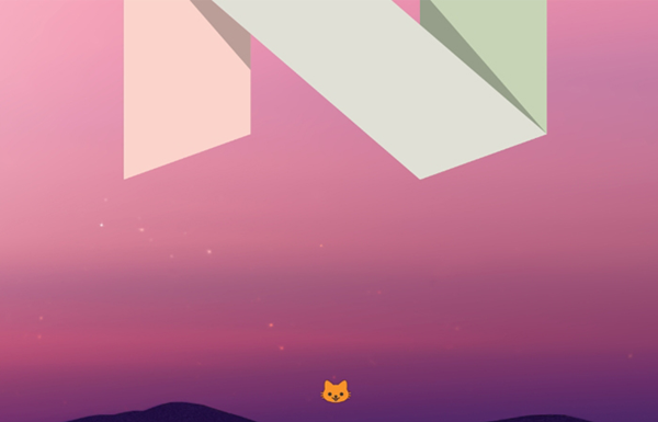 activer easter egg sur Android Nougat 7.0