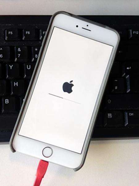 Ecran d'Acceuil iPhone