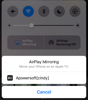 activer airplay