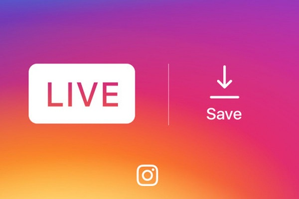 enregistrer video live instagram