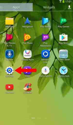 Déplacer les applications sur votre carte SD
