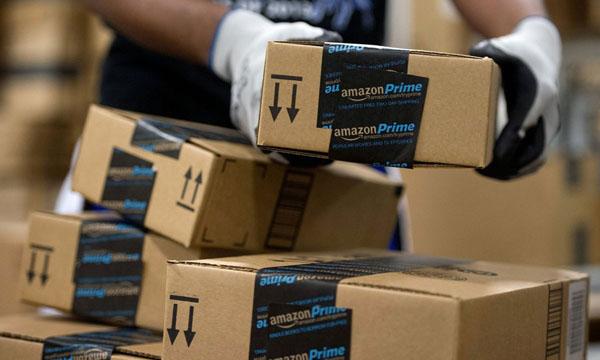 Le retard de la livraison d'Amazon Prime