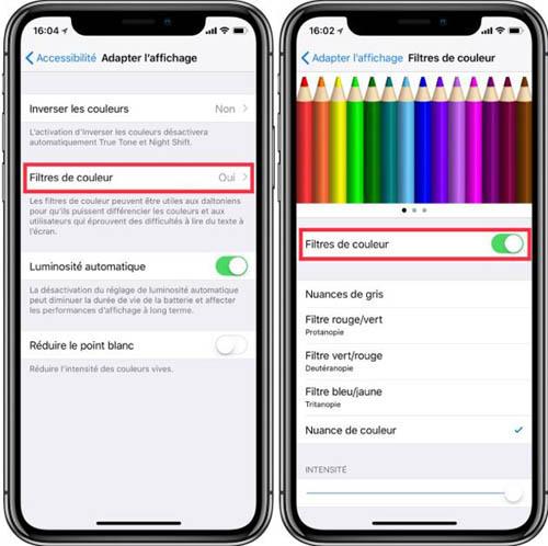 Comment Faire Si L Ecran De L Iphone X Est Jaune