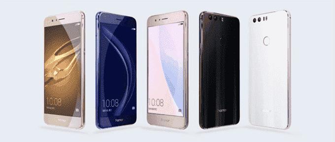 Huawei Honor8/