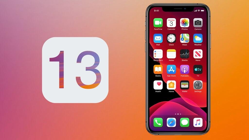 installer iOS 13 bêta sur votre iPhone