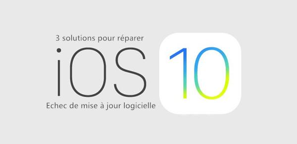 ios 10 mise a jour logicielle