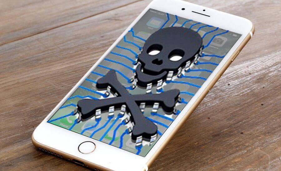 empêcher les pirates informatiques d'avoir accès à votre iPhone