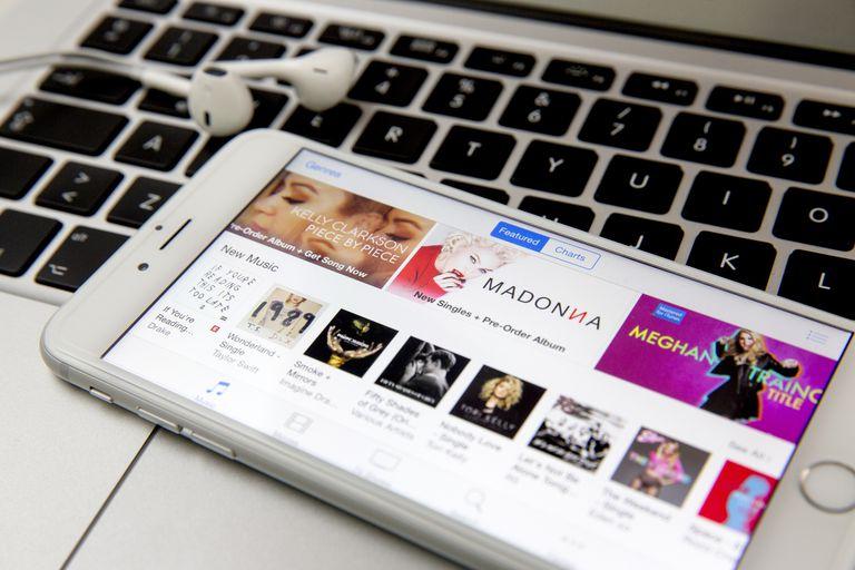 iTunes musique