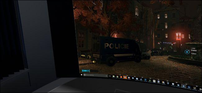 jeux vr mode steamvr desktop theater
