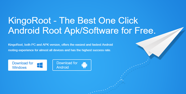kingo root android logiciel