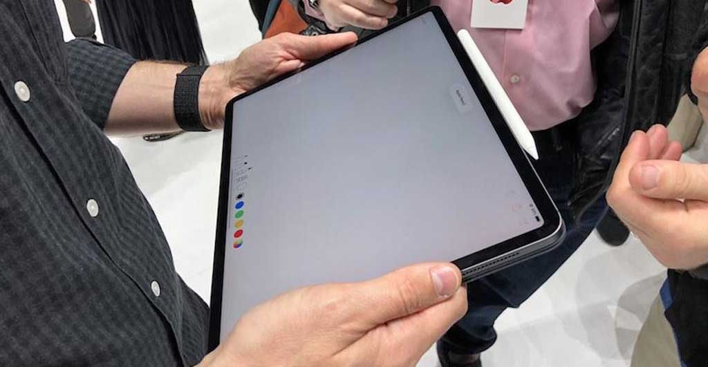 Le nouvel iPad Pro 2018