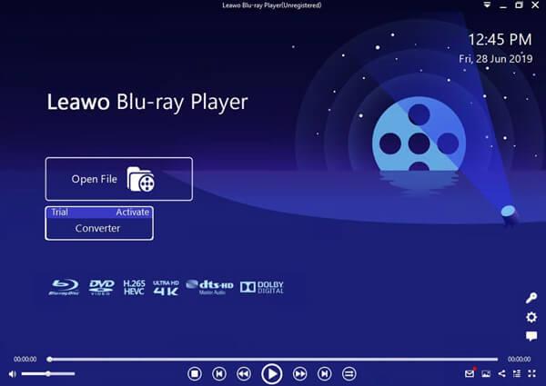 Leawo Blue-ray player