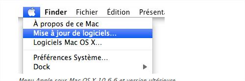 Mettre votre Mac à jour