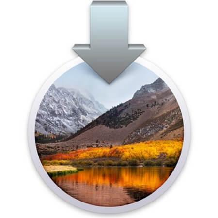 Arrêter les notifications «Mise à jour macOS High Sierra»