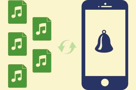 mettre sonnerie iphone avec itunes