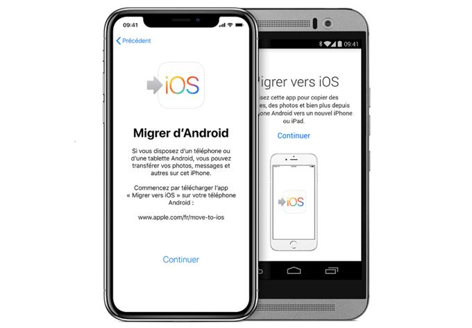 Migrer vers iOS