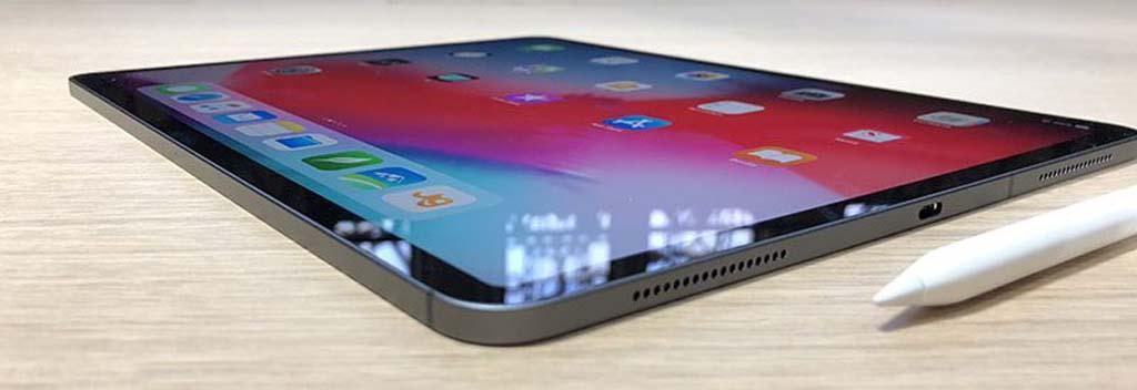 nouvel iPad Pro (2018)
