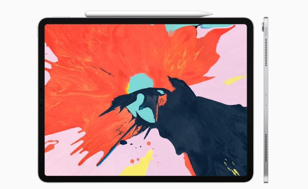 Nouvel iPad Pro d'Apple