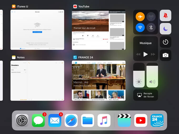 multitasking ipad